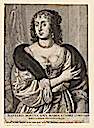 Countess of Portland by Wenceslas Hollar