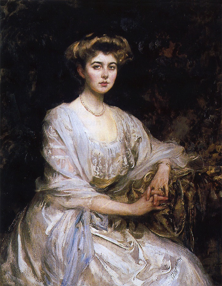 Daisy of Connaught by James Jebusa Shannon (location unknown to gogm) FDxKatyusha 15Nov09 right side of upper edge fixed with Photoshop
