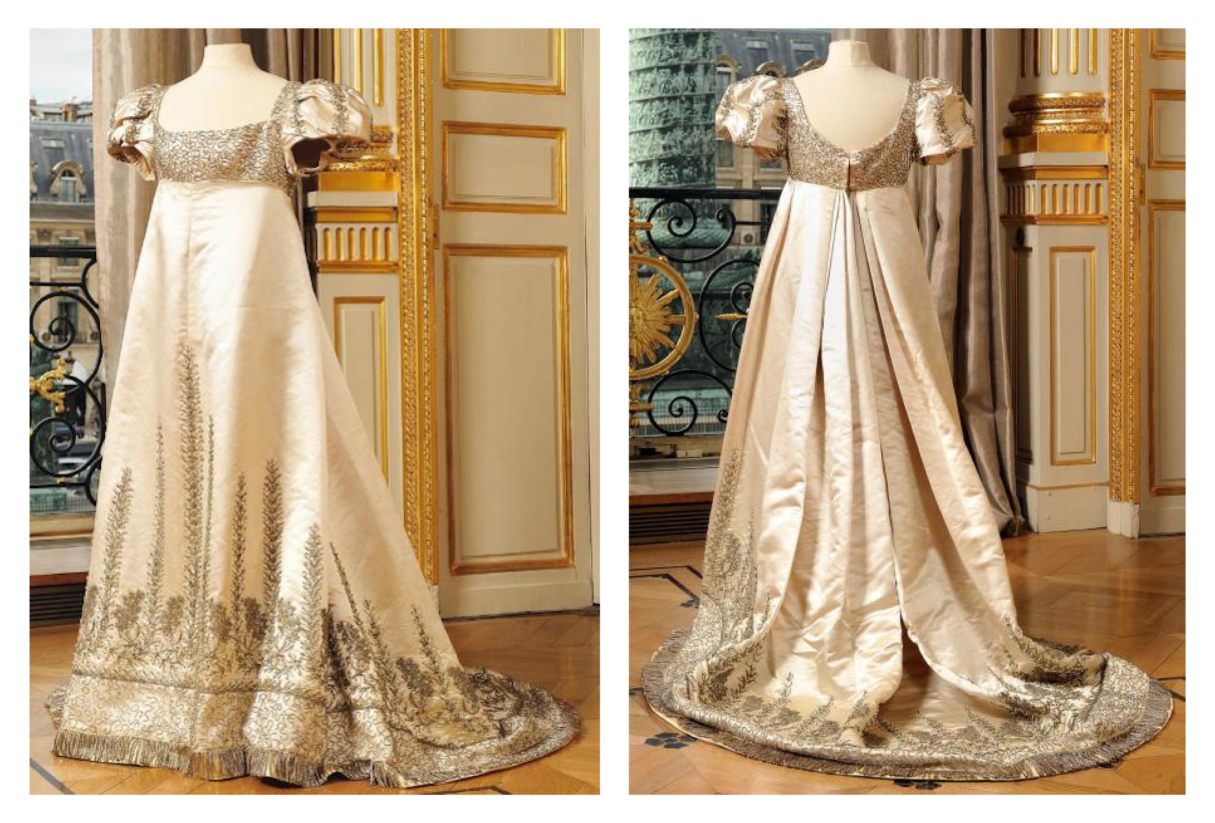 Dress Worn By Empress Josephine
