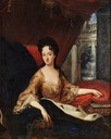 Drottning Ulrika Eleonora by David von Krafft (auctioned by Bukowskis)