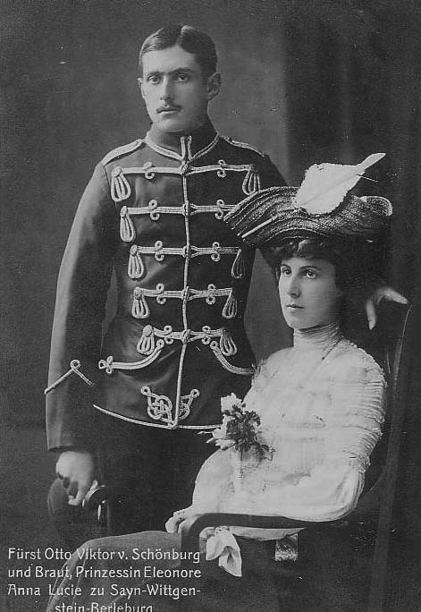 Princess Eleonore and her first husband