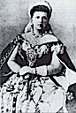 Duchess of Edinburgh in Russian dress