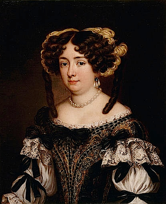 Eleonor Borghese by Jacob Ferdinand Voet (location unknown to gogm) from lagarderobe.e-monsite.com X2
