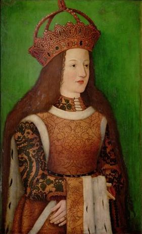 Eleonore of Portugal by ? (Kunsthistorisches Museum Wien