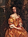 Elisabeth Butler, née Stanhope Countess of Chesterfield by Sir Peter Lely (location unknown to gogm)