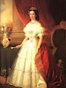 Elisabeth in court dress by ? (location unknown to gogm)