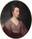 Elizabeth, Viscountess Melbourne (1749-1818) half-length in a mauve dress by George Romney (auctioned by Christie's) From nevsepic.com.ua/art-i-risovanaya-grafika/page,4,15341-angliyskiy-hudozhnik-portretist-george-romney-318-rabot.html