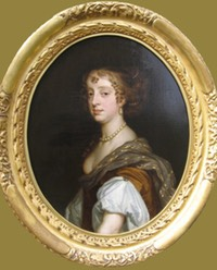 Elizabeth Wriothesley, Countess of Northumberland by ? (location unknown to gogm) from lisby1's photostream on flickr