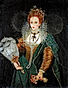 Elizabeth I after Marcus Gheeraerts the Younger (auctioned by Sotheby's)