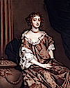 Elizabeth Wriothesley, Countess of Northumberland by Sir Peter Lely (auctioned by Sotheby's)