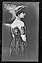 Elvira of Bavaria in turn-of-the-century dress