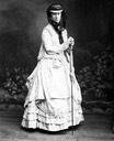 Empress Maria Alexandrovna of Russia, wife of Tsar Alexander II From pinterest.com:josephina2012:family-research: X 1.25