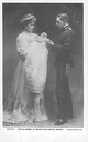 1907 Ena, Alfonso, and baby