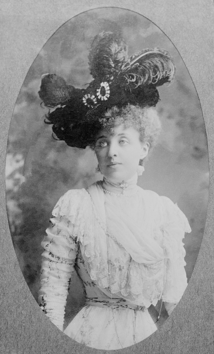 Florence Davis, Marchioness of Dufferin higher resolution LC Bain