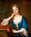 Frances Winchcombe 1679-1751 by Charles d'Agar (Lydiard House - Lydiard Tregoze, Swindon, Wiltshire UK)