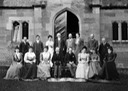 1897 Gathering of aristocrats