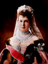 1902 Maria Pavlovna colorized by AlixofHesse