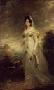 Harriot (Mellon), Duchess of St. Albans by Sir William Beechey (National Portrait Gallery, London)