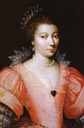 Henriette de Balzac d'Entragues - Marquise de Verneuil, favorite exigeante d'Henri IV by ? (location unknown to gogm)