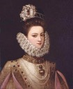 Infanta Isabella Clara Eugenia after Alonso Sanchez Coello (location unknown to gogm)