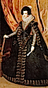 Isabel de Borbón by Diego Rodríguez de Silva y Velázquez (private collection)