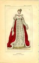 Another Empress Joséphine print from a fashion history