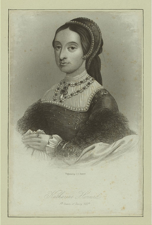 Katherine Howard print from connect.in.com