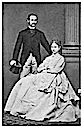 King Christian and Queen Louise of Denmark (?)