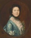 ca. 1767 Lady Alston wearing a robe à la française by Thomas Gainsborough (auctioned by Sotheby's) Wm despot fill shadows