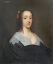 Lady Ann Fanshawe, née Harrison, by Cornelius Johnson (Valence House Museum - Barking, Essex, UK) From the1642goodwyfe.wordpress.com/page/8/ shadows X 1.5