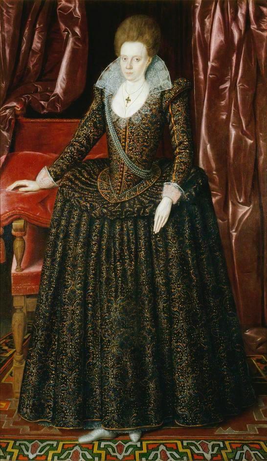 Lady Arabella Stuart Cousin Of King James I By Marcus