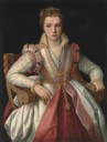 Lady by follower of Francesco Salviati del Rossi (auctioned by Christie's)