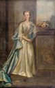 Lady Charlotte Herbert, Lady Jeffries by Sir Godfrey Kneller (auctioned by Sotheby's)