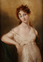 Lady Diana Beauclerk, Attributed to Richard Cosway From onlinegalleries.com-art-and-antiques resized to 42.69 cm high at 28.35 pixels/cm