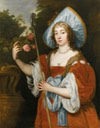 Lady Dorothy Sydney (1617- 1684) after Sir Anthonis van Dyck (auctioned) From liveinternet.ru:users:3575290:post341570368: