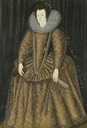 Lady Elizabeth Hastings attributed to Sir William Segar (auctioned by Sotheby's)