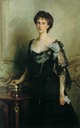 1902 Lady Evelyn Mary Petty-FitzMaurice, Duchess of Devonshire by John Singer Sargent (National Gallery of Australia, Canberra Australia)