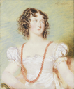 Lady Mary Seymour née Gordon (d.1825) by Alfred Edward Chalon (auctioned by Bonhams)