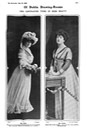 1908 Ladies Weldon and Annesley from The Bystander of 13 May