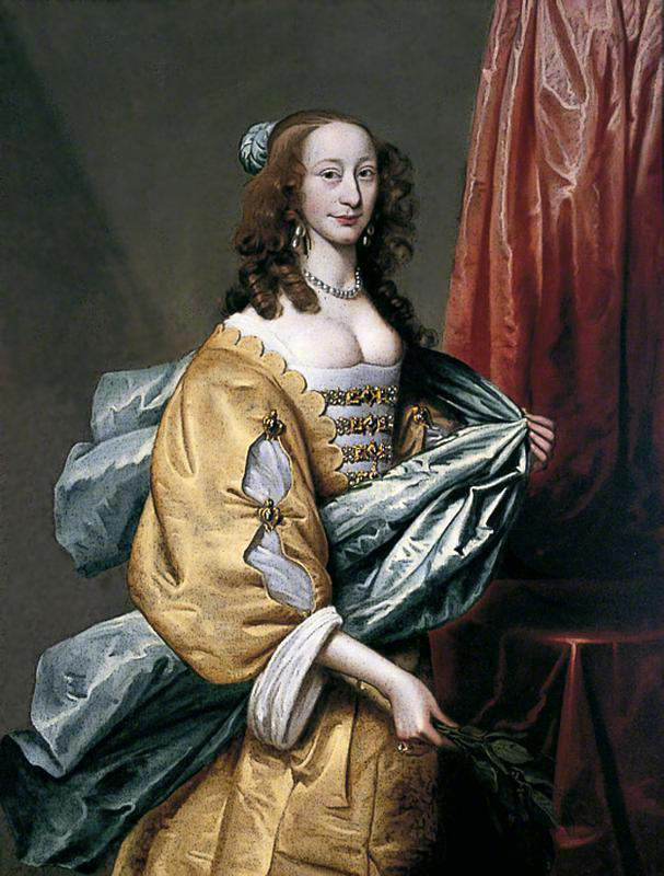 Lady Elizabeth Drake by Edward Bower (York Museums Trust, specific location unknown to gogm)