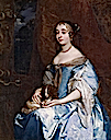 Lady Margaret Parker by Sir Peter Lely (auctioned by Sotheby's)