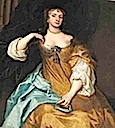 Lady Whitmore attributed to Sir Peter Lely (Manchester Art Gallery)
