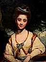 Lavinia Spencer by Sir Joshua Reynolds (location unknown to gogm)