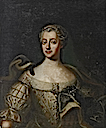 Louisa Ulrika of Prussia by Carl Fredrich Brander (location unknown to gogm)