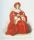 Louise Belgians as Jeanne d'Aragon