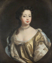 Louise de Kéroualle (1649–1734) Duchess of Portsmouth, Mistress of Charles II by Sir Godfrey Kneller