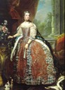 Louise Elisabeth of France and Parma by Louis-Michel van Loo and Pietro Melchiorre Ferrari (Galleria Nazionale, Parma)