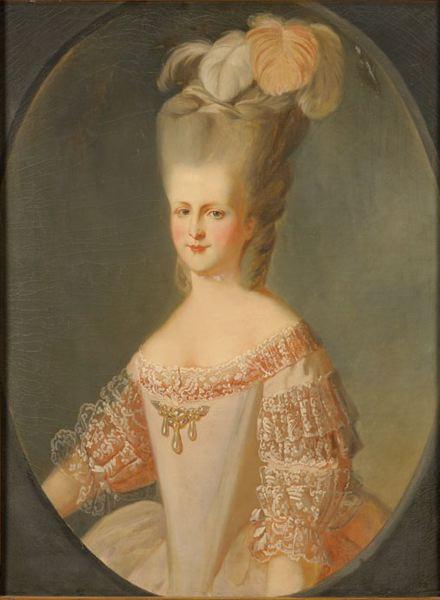louise marie ad la de de bourbon duchesse d orl ans by auguste de chatillon versailles. Black Bedroom Furniture Sets. Home Design Ideas
