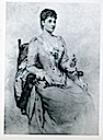 1891 Seated Princess Louise