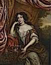 Louise Renée de Penancoët de Kérouaille by Henri Gascar (private collection)